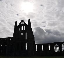 WHITBY ABBEY by The-Stranger