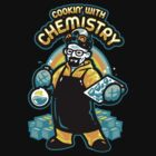 Cooking With Chemistry by WinterArtwork