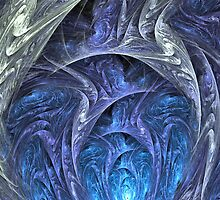 Mermaid Cavern by Kazytc