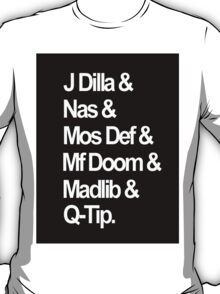 HIP HOP LEGENDS T-Shirt