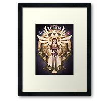 """The Princess of Destiny"" Framed Print"