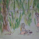 Imps in the Mulberry Trees by Alison Pearce