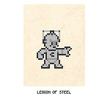 Legion Of Steel Photographic Print