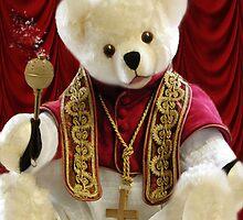 † ❤ † POPE BEAR SPRINKLES BLESSINGS TO ALL † ❤ † by ✿✿ Bonita ✿✿ ђєℓℓσ