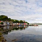 Tobermory,Isle of Mull Scotland by M.S. Photography & Art