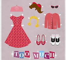Too Much by lisa86f
