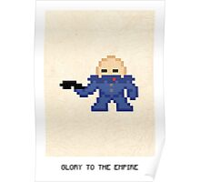 Glory To The Empire Poster