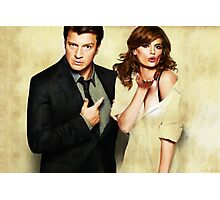 Castle & Beckett Photographic Print