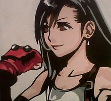 Tifa Lockheart by LightningArtt