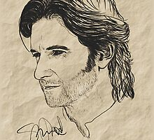 Guy of Gisborne by sebabybaby