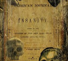Illustrated Journal of Insanity by emotionalorphan