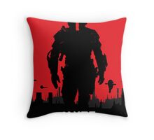 Unchained Throw Pillow