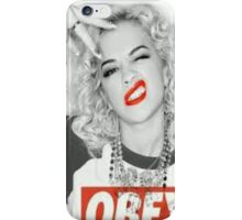 Rita Ora Case #2 iPhone Case/Skin