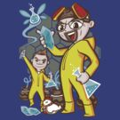 The Legend of Heisenberg by TrulyEpic