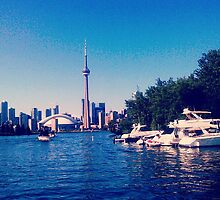 CN Tower by joshgranovsky