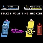 Select Your Time Machine V2 by thehookshot