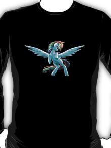 My Little Pony - A Dash of Kick@ss T-Shirt