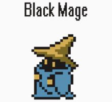FF Black Mage by Vinchtef