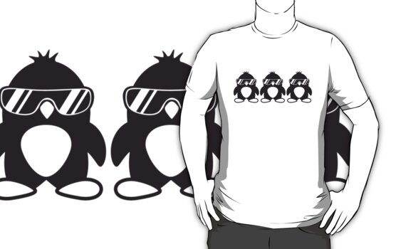 Penguin Team by Style-O-Mat