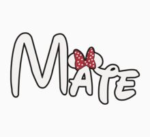 Mate Minnie by daleos