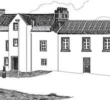 John McDouall Stuart Museum in Dysart, Scotland by Grant Wilson