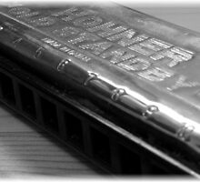 Hohner Old Standby  by Stephen Thomas