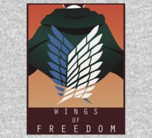 Wings of Freedom by chocoboco