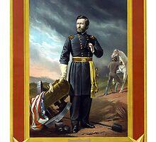 General Grant -- Civil War by warishellstore