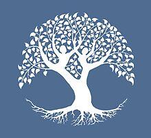 The Lovers Tree of Life by TaraWinona