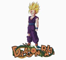 Dragon Ball Gohan ssj2 (Logo) by falcon333