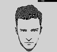 Justin Timberlake Grey by seanings