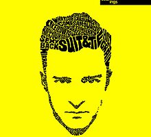 Justin Timberlake Yellow by seanings