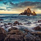 Sunset at Camel Rock by Jason Pang, FAPS FADPA