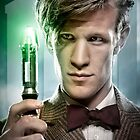 The Doctor-Matt Smith by PaytonGilley