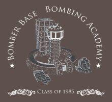 Bomberman Academy Graduation Tee by MarioJay