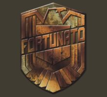 Custom Dredd Badge - (Fortunato) by CallsignShirts