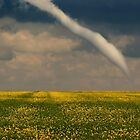 Funnel Clouds by Larry Trupp