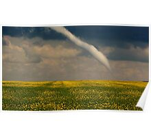 Funnel Clouds Poster