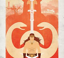 Conan - Son of Crom by BarbarianFact