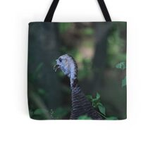 Turkey Head Tote Bag