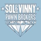 Sol & Vinny Pawn Brokers by MomfiaTees