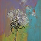 Dandelion by Michael Creese
