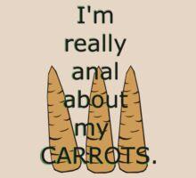 Silly Carrot Art by Mark Kerr