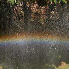 water rainbow by Ryanpk