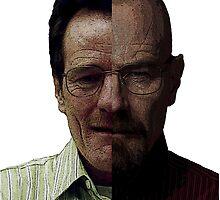 Walter White/ Heisenberg by Gabriel Barahona