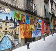 COLORFUL STREET by Alrescha