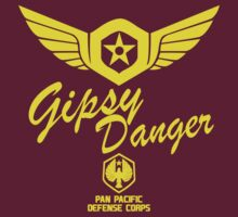 Gipsy Danger Pan Pacific Defense Corps by cerenimo
