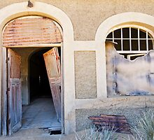 A Town that Time Forgot - Kolmanskop Namibia by Beth  Wode