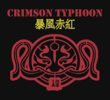 Crimson Typhoon by kingUgo