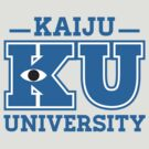Kaiju University by SevenHundred